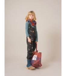 Bobo Choses Bicolor Tote Bag Red LOUP Bobo Choses Bicolor Tote Bag Blue LOUP
