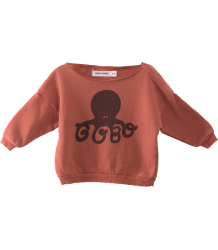 Bobo Choses Baby Sweatshirt OCTOPUS Bobo Choses Baby Sweatshirt OCTOPUS