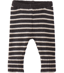 Bobo Choses Baby Knitted Legging STRIPES Bobo Choses Baby Knitted Legging STRIPES black