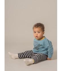 Bobo Choses Baby Knitted Legging STRIPES Bobo Choses Baby Knitted Legging STRIPES black