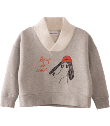 Bobo Choses Fisherman Sweatshirt LOUP DE MER Bobo Choses Fisherman Sweatshirt LOUP DE MER