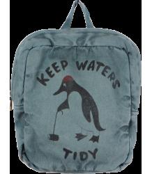 Bobo Choses Schoolbag KEEP WATERS TIDY Bobo Choses Schoolbag KEEP WATERS TIDY