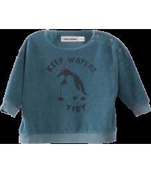 Bobo Choses Baby Sweatshirt KEEP WATERS TIDY Bobo Choses Baby Sweatshirt KEEP WATERS TIDY