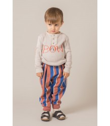 Bobo Choses Awning STRIPES Baby Baggy Trousers Bobo Choses Awning STRIPES Baby Baggy Trousers