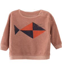 Bobo Choses Baby Sweatshirt FISH Bobo Choses Baby Sweatshirt FISH