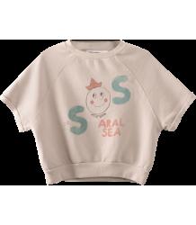 Bobo Choses SS Sweatshirt S.O.S. Bobo Choses SS Sweatshirt S.O.S.