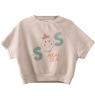 Bobo Choses SS Sweatshirt S.O.S. Bobo Choses SS Sweatshirt S.O.S.