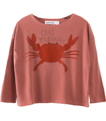Bobo Choses T-shirt CRAB YOUR HANDS Bobo Choses T-shirt CRAB YOUR HANDS