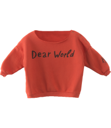 Bobo Choses Baby Sweatshirt DEAR WORLD Bobo Choses Baby Sweatshirt DEAR WORLD