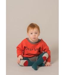 Bobo Choses Baby Sweatshirt DEAR WORLD Bobo Choses Baby Sweatshirt DEAR WORLD