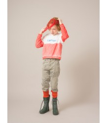 Bobo Choses Corduroy Trousers FLOCKS aop Bobo Choses Corduroy Trousers FLOCKS aop