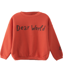 Bobo Choses Sweatshirt DEAR WORLD Bobo Choses Sweatshirt DEAR WORLD
