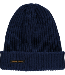 Finger in the Nose Saporo Unisex Beanie Finger in the Nose Saporo Unisex Beanie navy