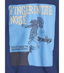 Finger in the Nose Brian Sweatshirt FOLK SKATE Finger in the Nose Brian Sweatshirt FOLK SKATE