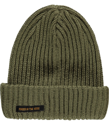 Finger in the Nose Saporo Unisex Beanie Finger in the Nose Saporo Unisex Beanie khaki