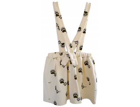 Bandy Button Bellos Skirt Straps