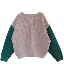 Bandy Button Wolfi Sweater - PRE ORDER Bandy Button Wolfi Sweater