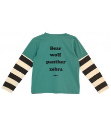 Bandy Button Kary Tee-shirt Long Sleeves - PRE ORDER Bandy Button Kary Tee-shirt Long Sleeves