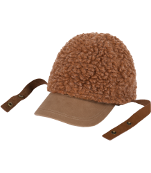 The Animals Observatory Hamster Kids Cap The Animals Observatory Hamster Kids Cap brown