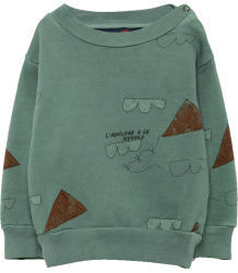 The Animals Observatory Bear Babies Sweatshirt KITES The Animals Observatory sizing