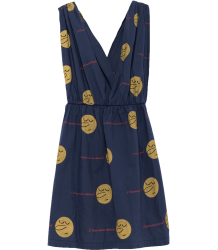 The Animals Observatory Goose Kids Dress The Animals Observatory Goose Kids Dress