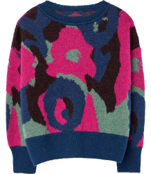 The Animals Observatory Bull Kids Sweater The Animals Observatory Bull Kids Sweater