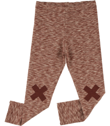 Tiny Cottons Melange Logo Pant Tiny Cottons Melange Logo Pant