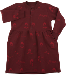 Tiny Cottons NO-WORRY DOLLS Fleece Dress  Tiny Cottons NO-WORRY DOLLS Fleece Dress