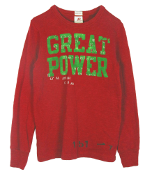 American Outfitters Tee Power - OUTLET American Outfitters Tee Power