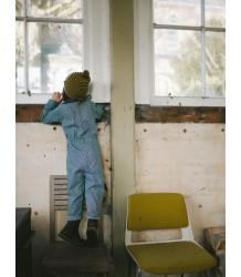 Kidscase Wolf Suit Kidscase Wolf Suit striped blue denim