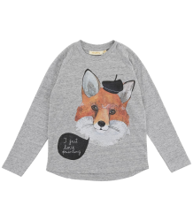 Soft Gallery Viggo LS T-shirt FRENCHFOX Soft Gallery Viggo LS T-shirt FRENCHFOX