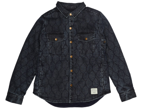 Soft Gallery Vilads Quilt Shirt Jacket