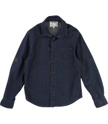 Zadig & Voltaire Kids Shirt Denim Zadig & Voltaire Kid Shirt Denim