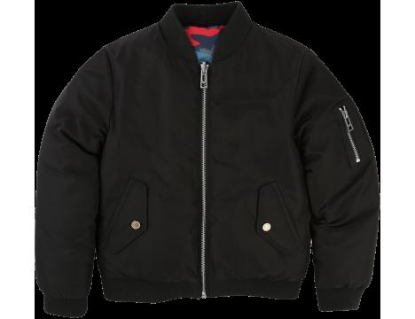 Zadig & Voltaire Kids Reversible Bomber Jacket