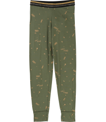 Zadig & Voltaire Kids Legging LOVE Zadig & Voltaire Kid Legging LOVE khaki