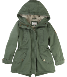 Zadig & Voltaire Kids Jessy Hooded Parka Zadig & Voltaire Kid Hooded Parka