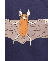 Mini Rodini Sweatshirt FLYING BAT Mini Rodini Sweatshirt FLYING BAT