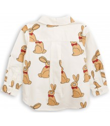Mini Rodini RABBIT Woven Shirt Mini Rodini RABBIT Woven Shirt
