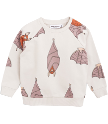 Mini Rodini Sweatshirt BAT aop Mini Rodini Sweatshirt BAT aop
