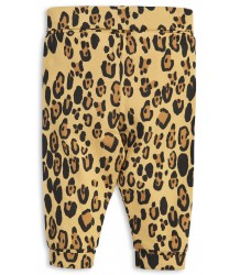 Mini Rodini LEOPARD NB Leggings Mini Rodini LEOPARD NB Leggings