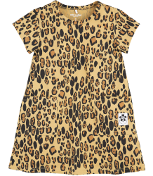 Mini Rodini LEOPARD Basic Dress Mini Rodini LEOPARD Basic Dress
