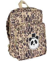 Mini Rodini PANDA Backpack LEOPARD Mini Rodini PANDA Backpack LEOPARD