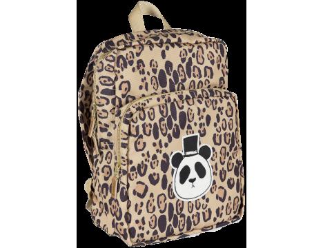 Mini Rodini PANDA Backpack LEOPARD