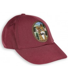 Mini Rodini FOX Embroidery Cap Mini Rodini FOX Embroidery Cap