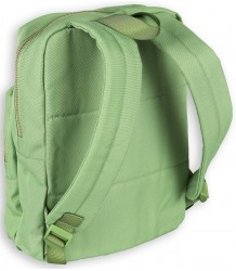 Mini Rodini PANDA Backpack Mini Rodini PANDA Backpack green
