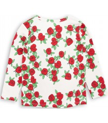 Mini Rodini ROSE LS Tee Mini Rodini ROSE LS Tee