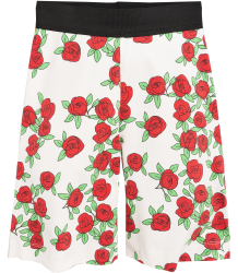 Mini Rodini ROSE Cropped Pants Mini Rodini ROSE Cropped Pants