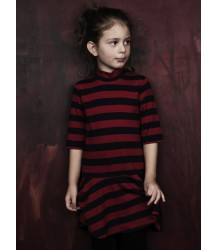 Mini Rodini Dance Dress BLOCKSTRIPE Mini Rodini Dance Dress BLOCKSTRIPE red