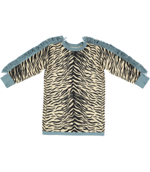 Stella McCartney Kids Rita Knit Dress TIGER Stella McCartney Kids Rita Knit Dress TIGER