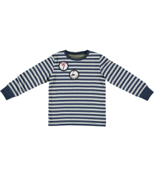 Stella McCartney Kids Fiona LS T-shirt BADGES Stella McCartney Kids Fiona LS T-shirt BADGES blue